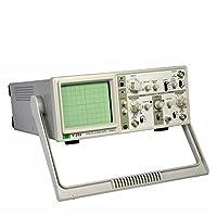 LCRメーター デジタル V-252 デュアルトラック アナログ オシロスコープ 20MHz オシロスコープ 6インチ大画面 高精度測定 (Size : 110V)