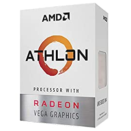 AMD AMD CPU 200GE Radeon Vega 3 Graphics BOX(Athlon) YD200GC6FBBOX