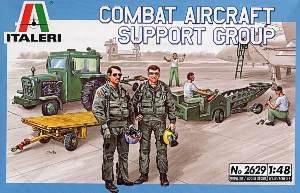 イタレリ 2629 1/48 現用空軍サポートチーム