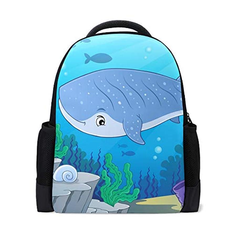 分析的な等々音声バララ(La Rose) 子供 リュック 高校生 通学 大容量 かわいい フカ サメ 鮫柄 リュックサック おしゃれ 中学生 小学生 防水 超軽量 修学旅行 遠足 登山 アウトドア デイパック