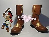 eidolon 418デートビッグバトル コスプレ靴 cosplay コス 靴 ブーツ 下駄 ハイヒール シューズ (25.5cm)