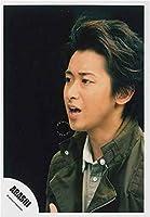 嵐 ARASHI 公式生写真 マイガール MV&ジャケ写撮影オフショット 【大野智】