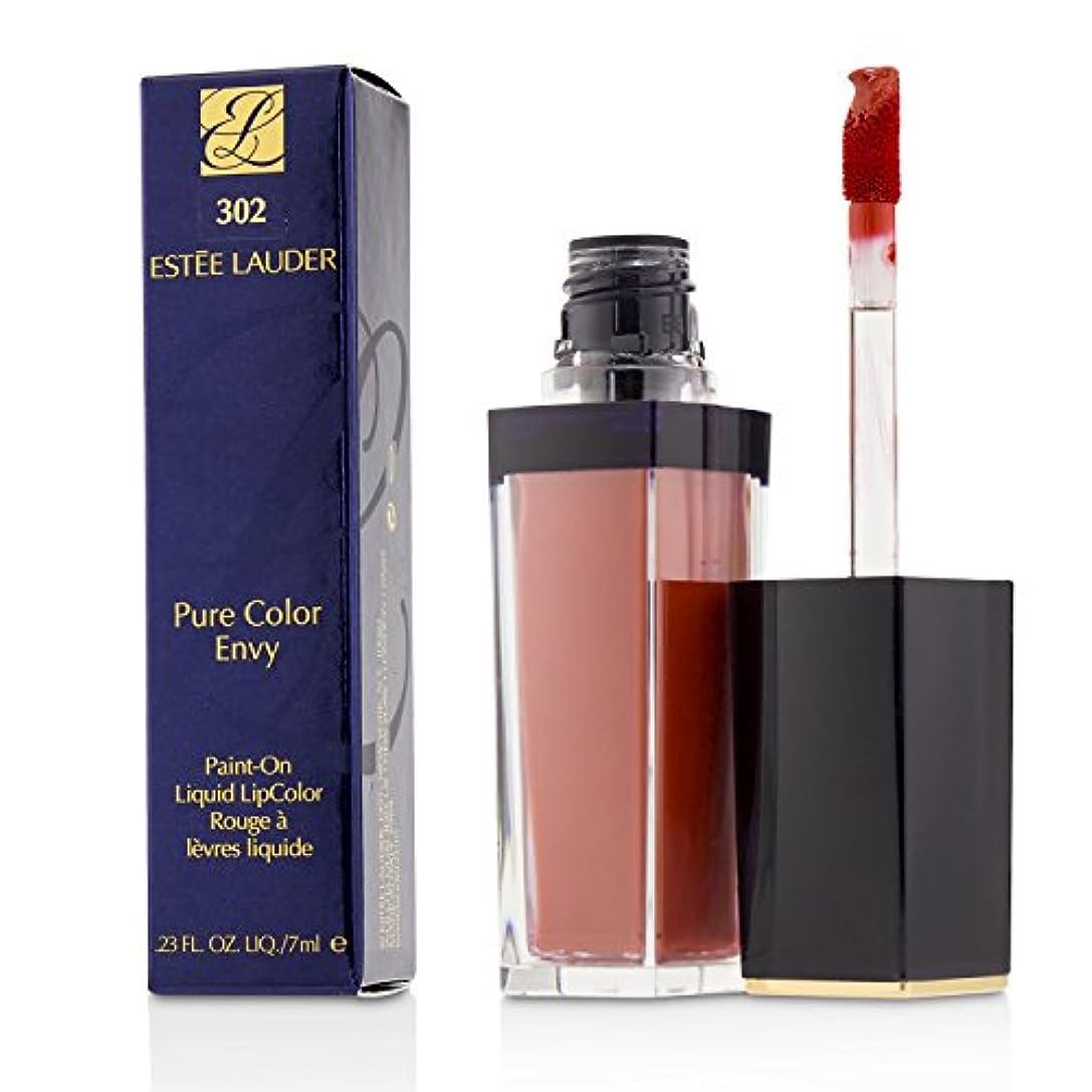 レーニン主義クレア倍率エスティ ローダー Pure Color Envy Paint On Liquid LipColor - # 302 Juiced Up (Matte) 7ml/0.23oz並行輸入品 [並行輸入品]