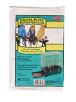 Living World Gravel Paper, 8 Inches x 13 Inches (8/Pack) by Living World