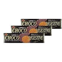 ブルボン チョコダイジェスティブビスケット 17枚×3箱
