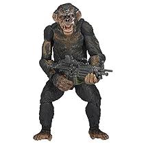 猿7インチスケールコバアクションフィギュアの惑星のNECAドーン   Neca  Dawn of the Planet of the Apes 7-Inch Scale Koba Action Figure