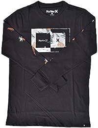 02b875eb3566a Hurley ハーレー キッズ トップス 長袖 Tシャツ ジュニア 子供 男の子 女の子 カジュアル ...