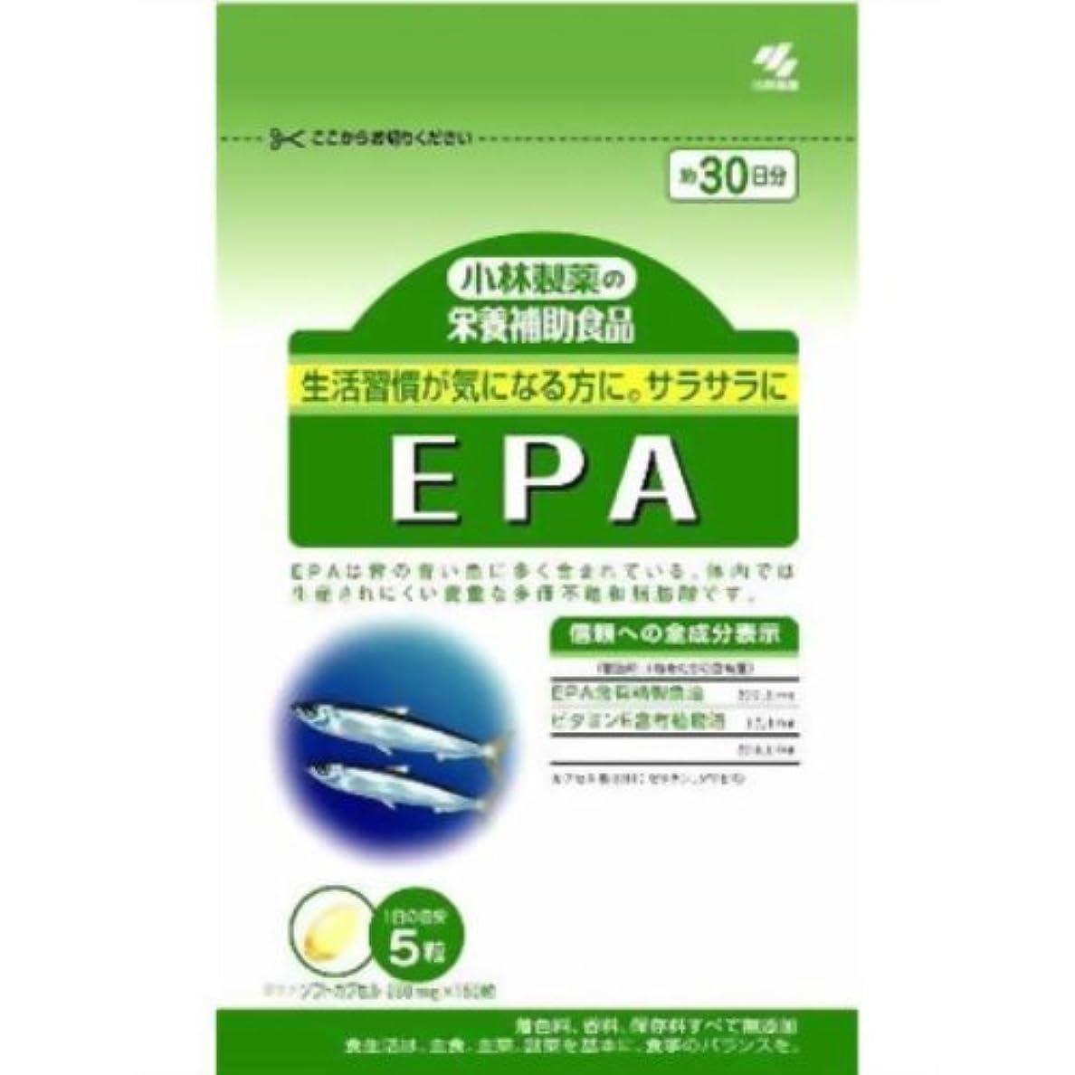 砂漠首コスト小林製薬EPA 150粒×(6セット)