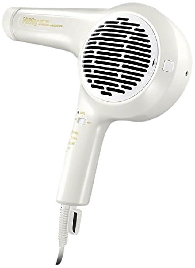 抵抗する太い修羅場テスコム ノビー(Nobby) マイナスイオンヘアドライヤー NB3100 ホワイト 単品
