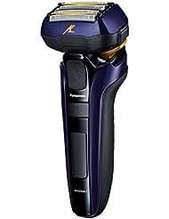 パナソニック ラムダッシュ メンズシェーバー 5枚刃 青 ES-LV7C-A