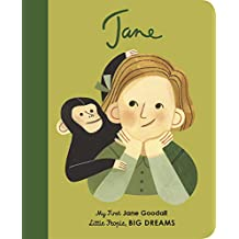 Jane Goodall (My First Little People, Big Dreams)