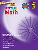Math: Grade 5 (Spectrum)