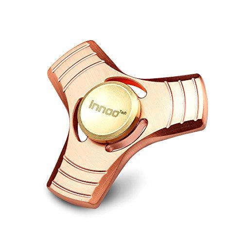 Innoo Tech ハンドスピナー 赤銅 4~7分回転 品...
