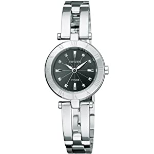 [シチズン]CITIZEN 腕時計 wicca ウィッカ Wicca ウィッカ Eco-Drive エコ・ドライブ ハーフバングル C NA15-1571 レディース