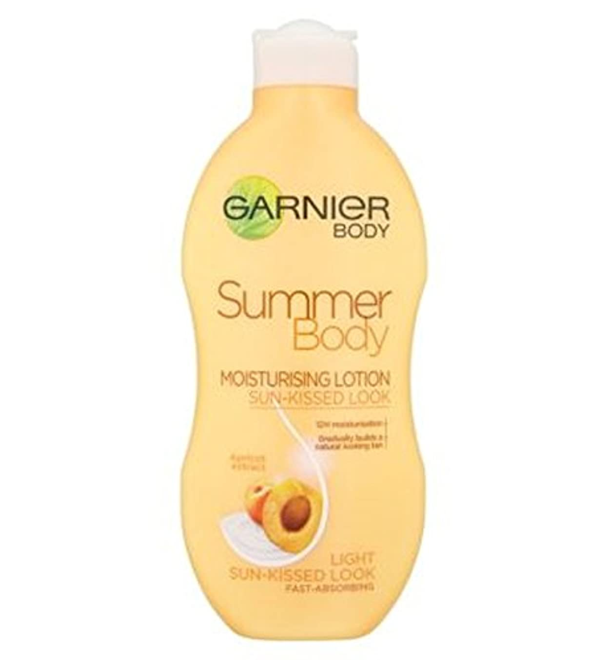 スラム崇拝する五月ガルニエの夏のボディローションライト日、キスをした250ミリリットル (Garnier) (x2) - Garnier Summer Body Lotion Light Sun-Kissed 250ml (Pack of 2) [並行輸入品]