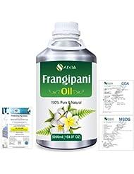 Frangipani (Plumeria Alba) 100% Natural Pure Essential Oil 5000ml/169fl.oz.
