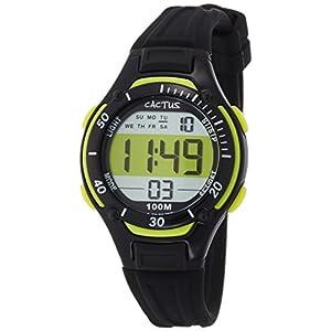 [カクタス]CACTUS キッズ腕時計 デジタル 10気圧防水 CAC-82-M01 ボーイズ 【正規輸入品】
