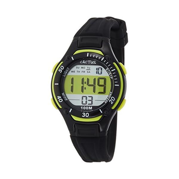 [カクタス]CACTUS キッズ腕時計 デジタル...の商品画像