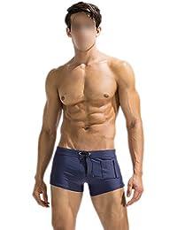 Deylaying 水泳パンツ スイミングトランクス メンズ 男性水着 サーフパンツ 海水パンツ 速乾性パンツ 通気性抜群 ファッション