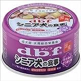 デビフ缶 シニア犬の食事 ささみ&さつまいも 85g×24缶