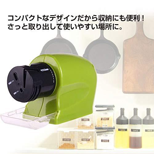 HUOFU『包丁研ぎ砥石電動シャープナー』