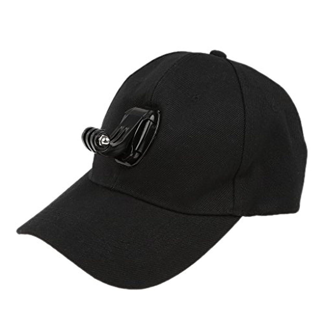 持ってる意味マスクBaoblaze Gopro Hero 3 3+ 4用 野球帽 カメラ マウント ホルダー付き 調整可能  多機能 実用的