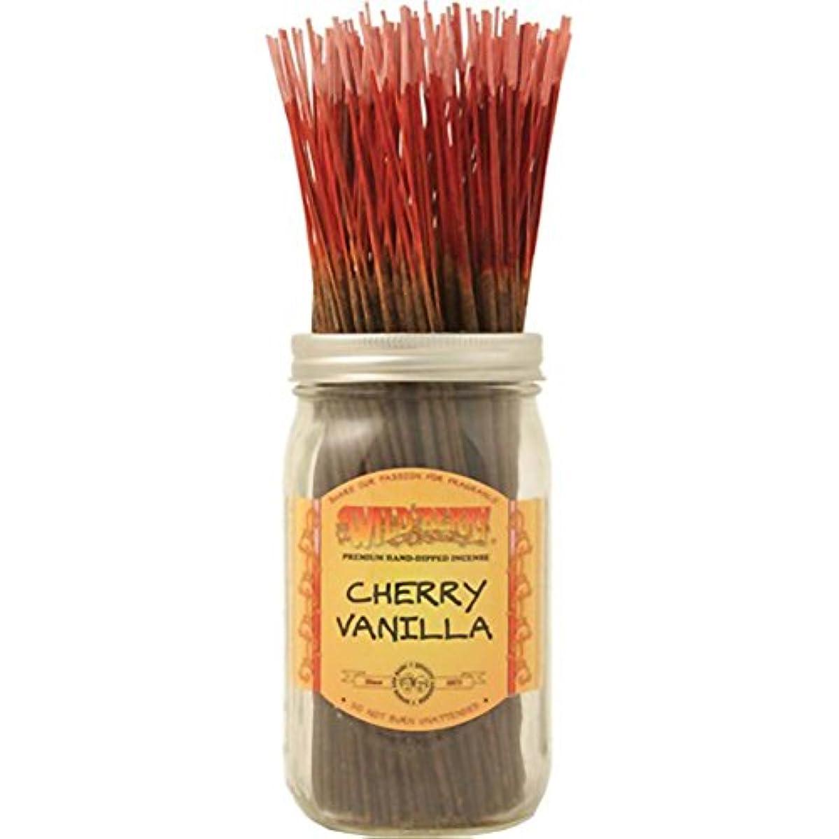 タイト取り壊すプラスチックWild Berry Incense Stick、チェリーバニラ