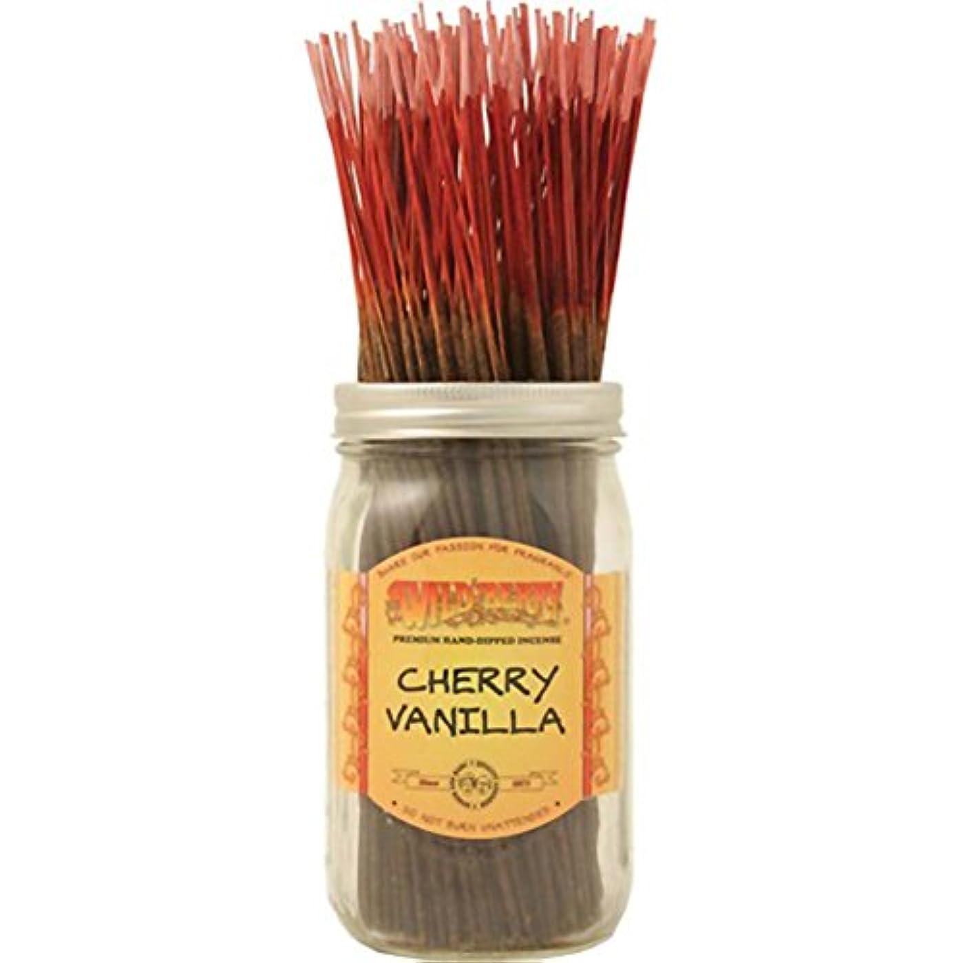 受け取るボクシングご意見Wild Berry Incense Stick、チェリーバニラ