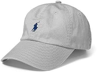 (ポロ ラルフローレン)POLO Ralph Lauren キャップ CAP 帽子 ハット メンズ レディース PONY ポニー ワンポイント [並行輸入品] (-, Avenue Grey)