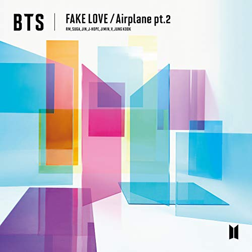 FAKE LOVE/Airplane pt.2