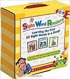 Sight Word Readers (CD対応ドットシール付き)+ G-Talk-New セット [並行輸入品]