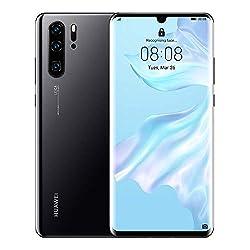 Huawei P30 Pro (VOG-L29) 8GB/256GB Dual SIM (Black/ブラック) SIMフリー [並行輸入品]