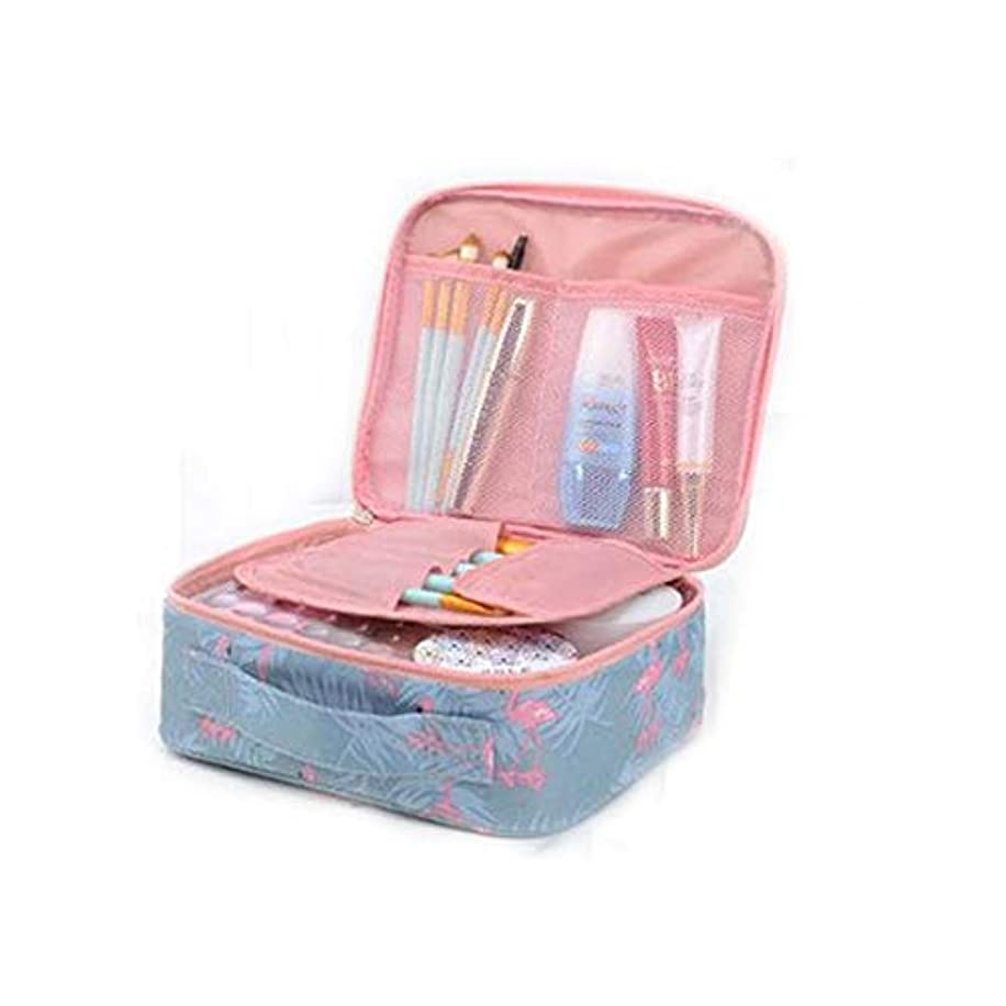 氏王室版HEMFV ポータブル大容量化粧品袋旅行ポータブル収納袋、化粧品ポーチクラッチ旅行収納袋用女性スキンケア洗顔料と美容もの (色 : StyleB)