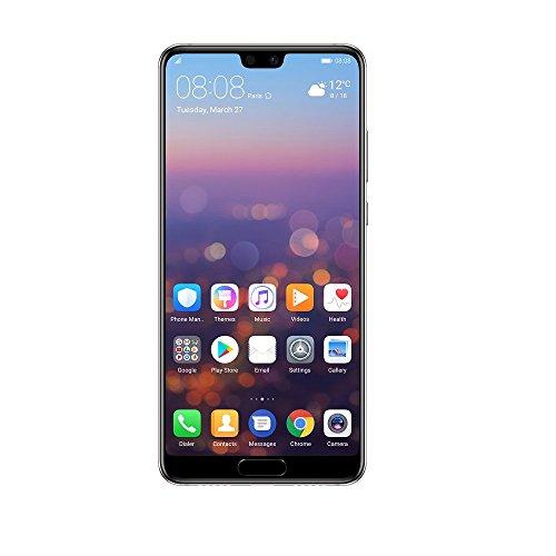 Huawei 5.8インチ P20 SIMフリースマートフォン ピンクゴール...