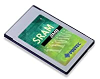 8 MB SRAM card-type ii-plastic
