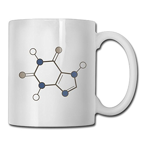 WalDeal マグカップ おしゃれ コップ コーヒーカップ フェインの分子 ロゴ入り 食器 洋風 カフェ オフィス用品 カップ 耐熱 ギフトラッピング