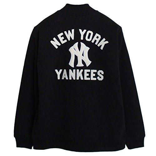 (マジェスティック)Majestic メンズ スウェット スタジャン/スタジアムジャンパー/ジャケット NEW YORK YANKEES/ニューヨーク・ヤンキース L