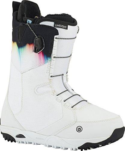Burton(バートン) スノーボード ブーツ レディース・ウィメンズ LIMELIGHT 2017-18モデル 7.5 White / Spec...