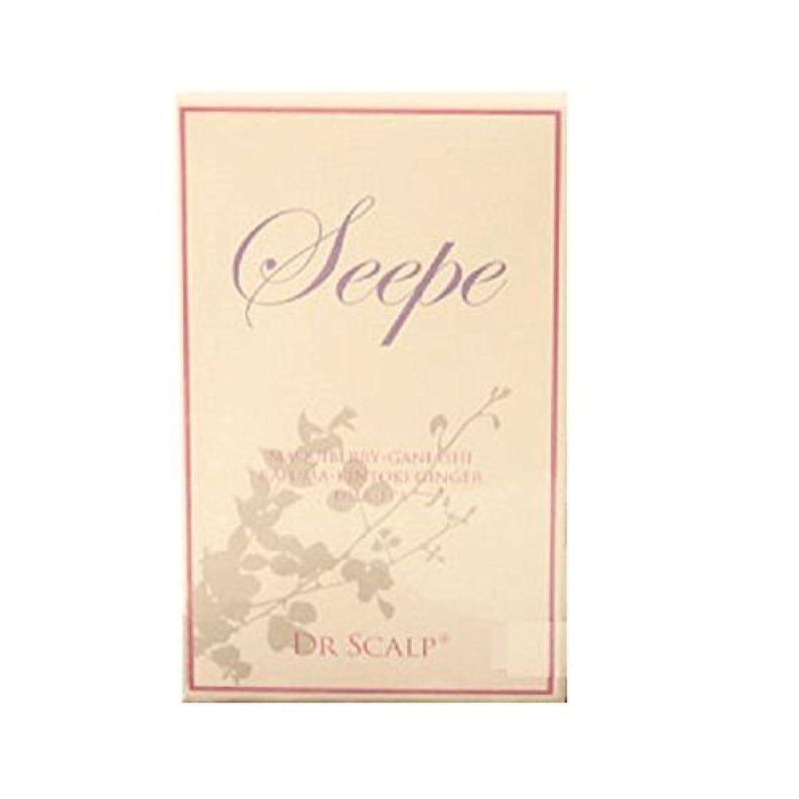 僕の制約興味ドクタースカルプ DR.SCALP(ドクタースカルプ)SEEPE(シープ) (サプリメント)※プロジェクトサプリメントのリニューアル商品です《60粒》