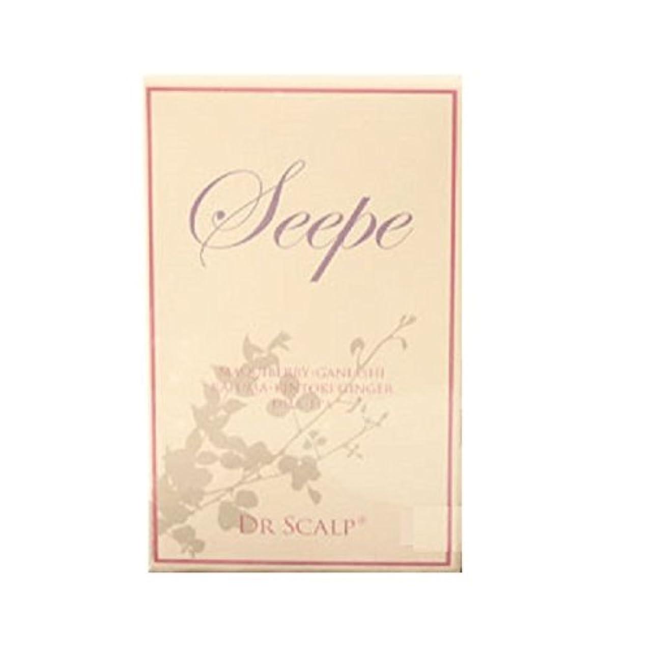 ユーモラス肺炎師匠ドクタースカルプ DR.SCALP(ドクタースカルプ)SEEPE(シープ) (サプリメント)※プロジェクトサプリメントのリニューアル商品です《60粒》