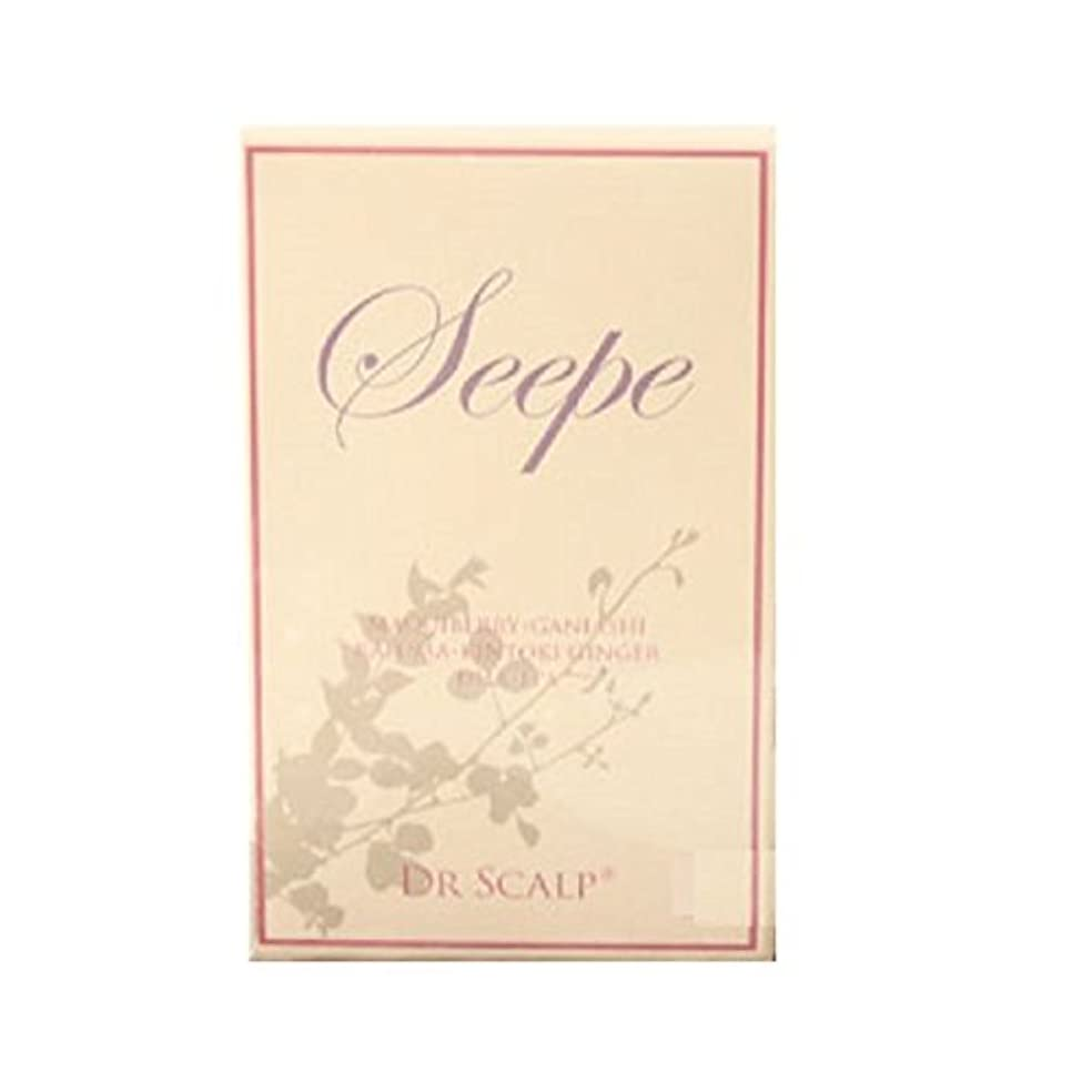 不公平ベリけん引ドクタースカルプ DR.SCALP(ドクタースカルプ)SEEPE(シープ) (サプリメント)※プロジェクトサプリメントのリニューアル商品です《60粒》