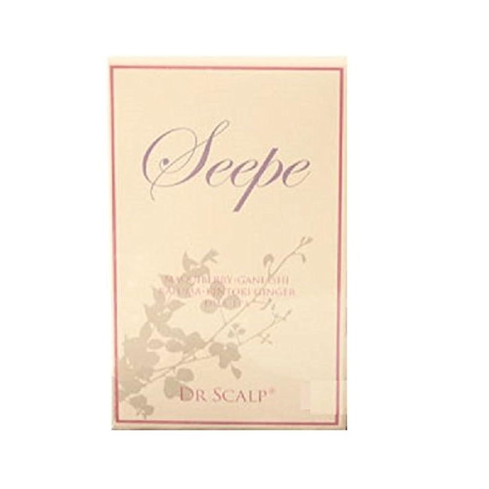 代数繊毛悪いドクタースカルプ DR.SCALP(ドクタースカルプ)SEEPE(シープ) (サプリメント)※プロジェクトサプリメントのリニューアル商品です《60粒》
