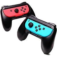 Nintendo Switch Joy-Con コントローラー 2個セット ジョイコン グリップ ハンドル 任天堂 ニンテンドー スイッチ (レオヤ)LEOYA