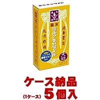 森永製菓 ミルクキャラメル大箱 149g×5個入 【1ケース納品】
