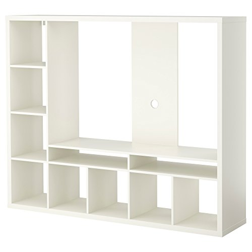 RoomClip商品情報 - LAPPLAND テレビ収納ユニット 183cm×147cm ホワイト