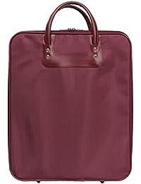 着物 (きもの) 収納 和装 ケース バッグ エンジと紺の 日本製