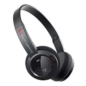 Creative Sound Blaster JAM NFC対応 Bluetooth 83g 軽量 音声通話可 ワイヤレスヘッドホン HS-SB-JAM