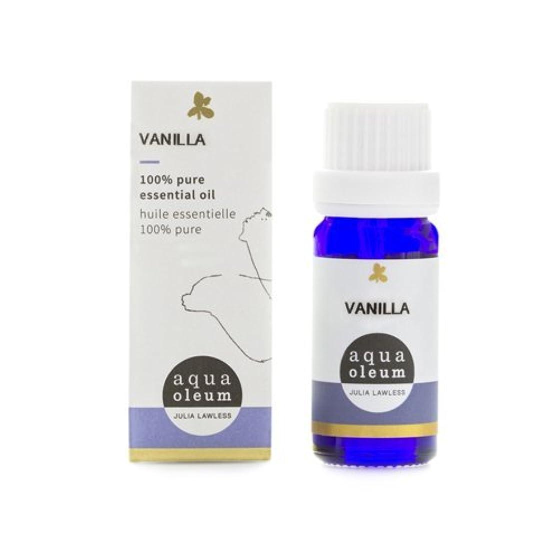 低い力強い衣類アクアオレウム アブソリュート&プレシャス精油 バニラ 2ml(精油)