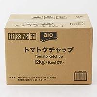 アロ トマトケチャップ 1kgx12 1個