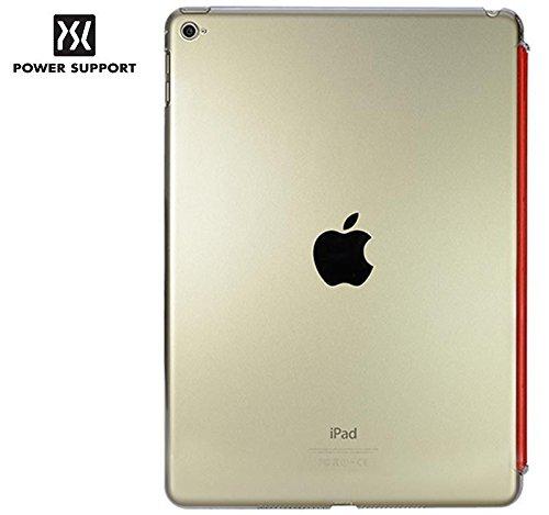 パワーサポート iPad Air 2用ジャケット(スマートカバー対応/クリア) PIK-81